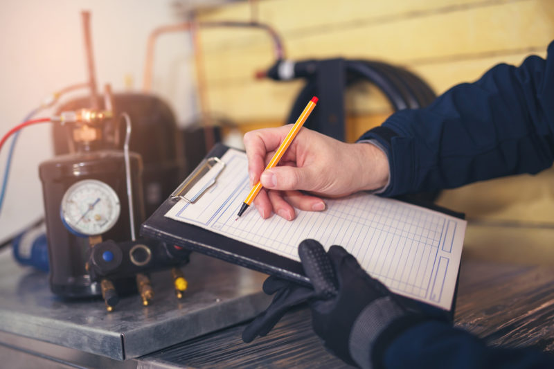 What Happens During HVAC Preventive Maintenance Sessions?