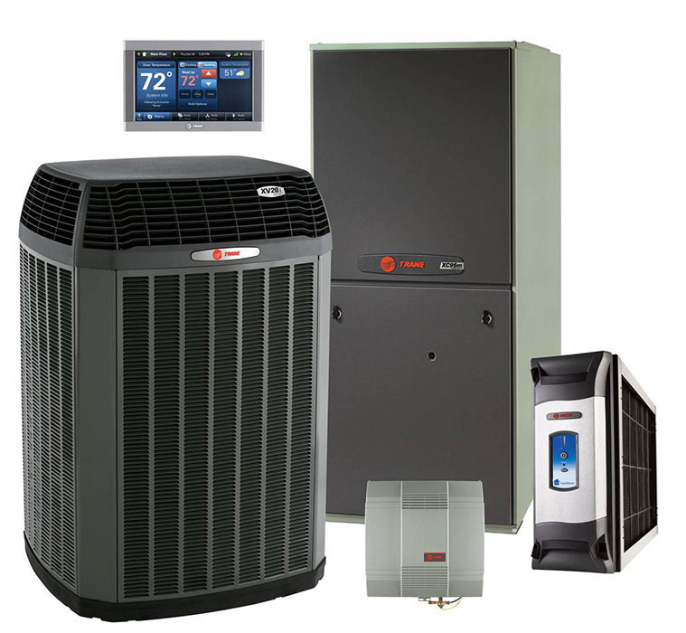 Trane Products Home 2